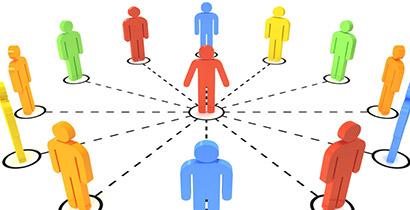 最近増加しているSNS型の出逢い系サイトを利用する